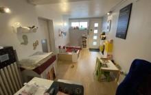 TOURS - Place de Strasbourg, Maison 4 chambres avec garage. Terrasse de 10m². Bon état